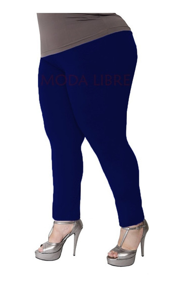Calza Termica Chupin Tiroalto Lycrafriza Mujer Especial3x-6x