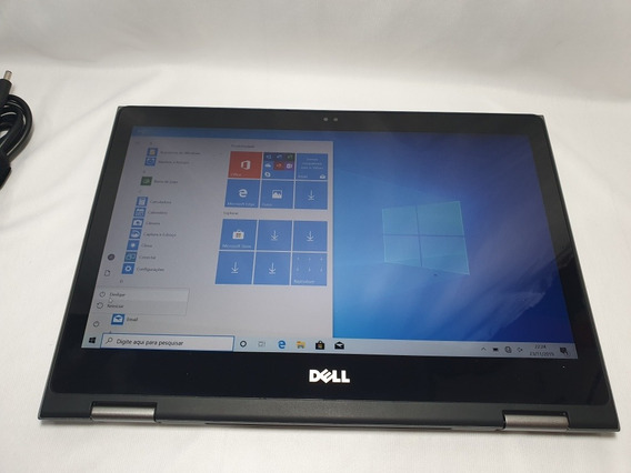 Notebook Dell Inspiron I7 8th Touch 2 Em 1 Full Hd 8gb+256gb
