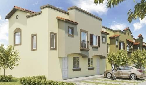 Estrena Hermosa Casa En Real Solare, Californiana, 3 Recámaras, 2 Autos, Privada