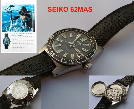 Seiko Diver 62mas - 6217-8001 -100%original - De Museu