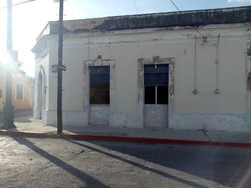 Estupenda Oportunidad: Casa Antigua En Centro De Merida