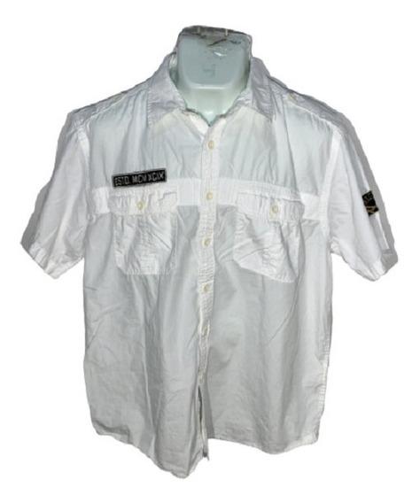 G Camisa Xl Nautica Id C280 Used Hombre Remate!