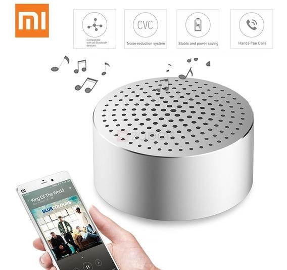Caixa De Som Speaker Xiaomi Mi Bluetooth 4.0 Promoção