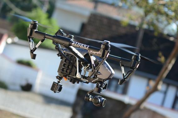 Dji Inspire 1 V2.0 Camera X3 Série Es. 8.500 É Pra Vender