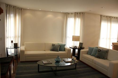 Imagem 1 de 30 de Apartamento Com 4 Dormitórios, 157 M² - Venda Por R$ 1.490.000 Ou Aluguel Por R$ 6.500/mês - Vila Mariana - São Paulo/sp - Ap19794