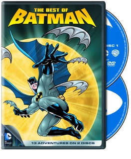 Dvd : The Best Of Batman (full Frame, Eco Amaray Case,...