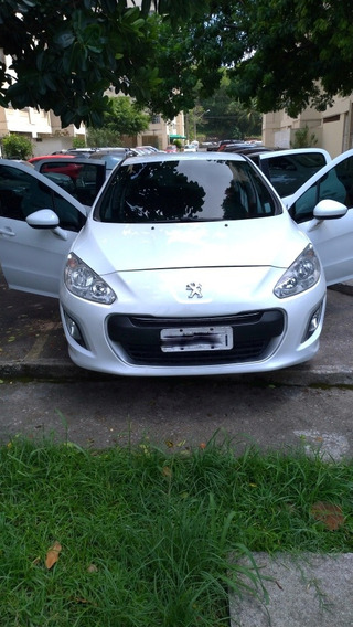 Peugeot 308 2.0 Allure Flex 5p 2013