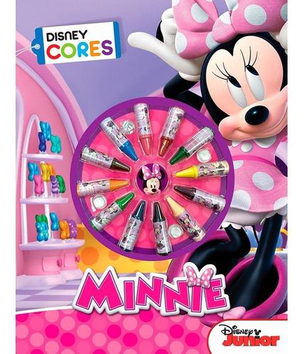 Imagem 1 de 1 de Livro Para Colorir Infantil Disney  Minnie Mouse  Pt 1 Un
