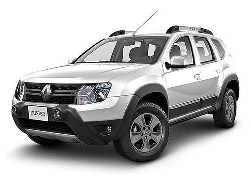 Renault Duster Ph2 Expression 2021 0km Blanco Contado Usado