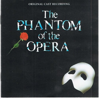 The Phantom Of The Opera - Original Cast (cd)