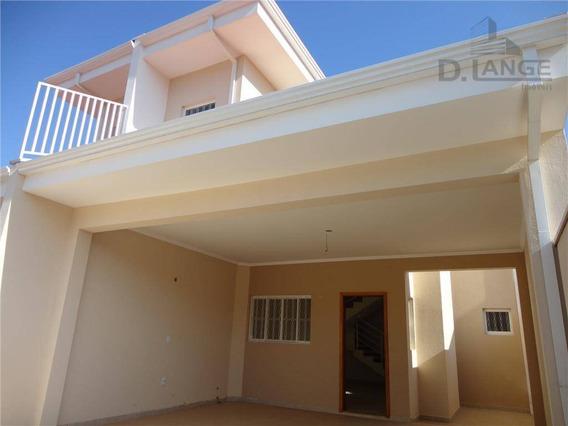 Casa Residencial À Venda, Parque Jambeiro, Campinas - Ca7065. - Ca7065