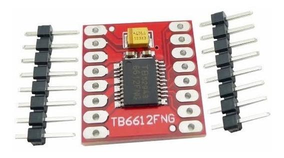 Tb6612 Tb6612fng Puente H Controlador Dual 2 Motores 1a Mv
