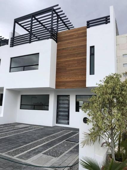 Casa Nueva Venta 4 Recamaras 3.5 Baños Preserve Juriquilla
