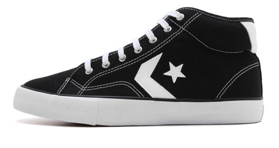 Tênis Converse All Star Replay Preto Co02530001 I Star Point