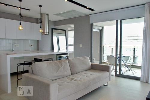 Apartamento À Venda - Vila Nova Conceição, 1 Quarto,  94 - S893030647