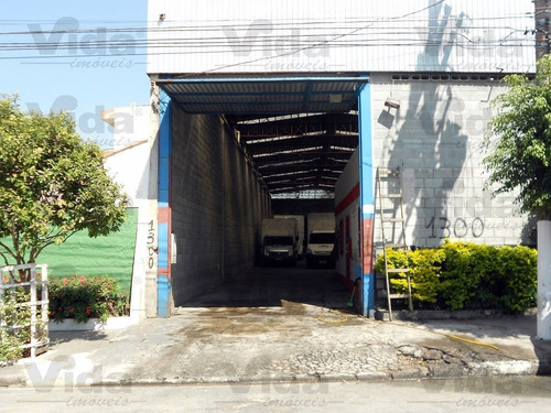 Imagem 1 de 8 de Galpão Para Aluguel, 50.0m² - 27711