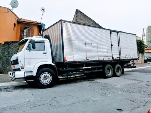 Imagem 1 de 5 de Caminhão Vw 16170 Bt Ano 93 Motor Cumins Série B