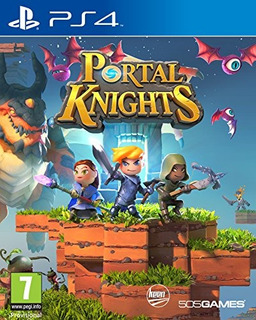 Ps4 505 Games Portal Knights: Gold Throne