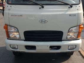 Camion Hyundai Hd 200 2017