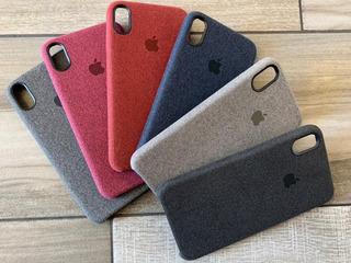 Funda De Tela iPhone