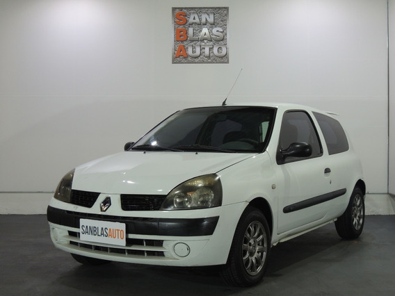 Renault Clio Authentique 2004 1.2 Dh Aa Cc 3p San Blas Auto