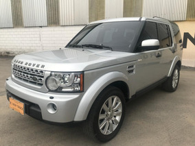Land Rover Discovery 4 3.0 Tdv6 Se 5p 2012