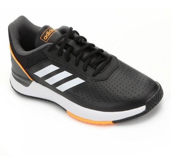 Tênis adidas Courtsmash Masculino Mesh Training Conforto