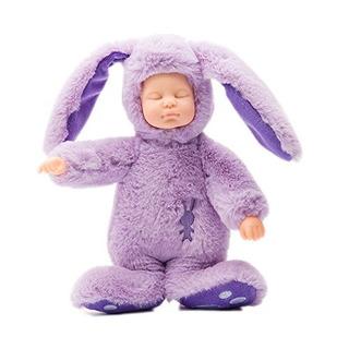 Gloveleya Sleeping Newborn Baby Dolls Silicona Realista Jugu