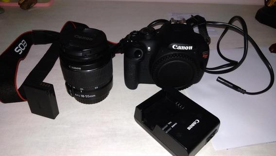 Canon Dlsr T5 Semi Nova
