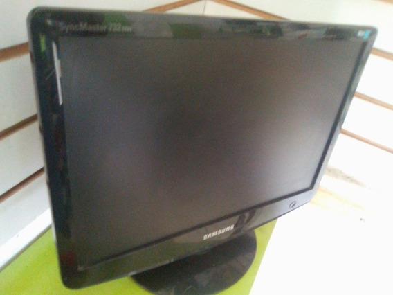 Monitores Lcd Samsung 732 Hp 1711 Lg Flatron Ibm Y Benq