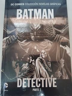 Coleccion Novelas Graficas Dc - N36 - Batman Detective P2
