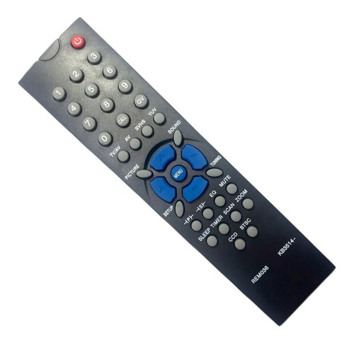 Control Remoto Tv Tonomac Ken Brown
