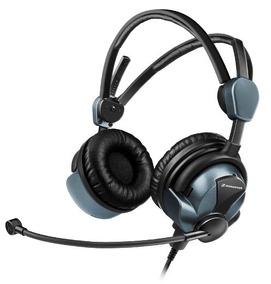 Sennheiser Fone Headset Ideal Para Aviação Hmec 26