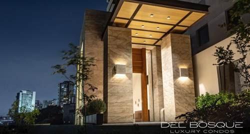 Pent-house En Venta En Del Bosque Luxury Dos, Interlomas