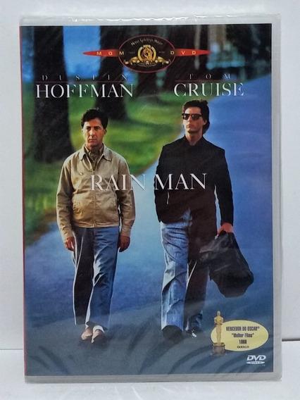Dvd Rain Man Tom Cruise Dustin Hoffman