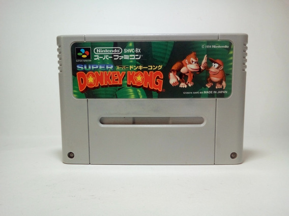 D108 Donkey Kong Country