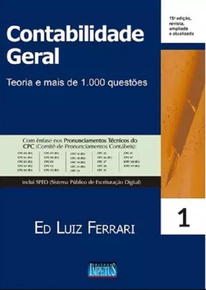 Contabilidade Geral - Impetus