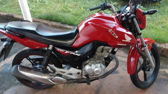 Honda Cg Fan 160 Flex