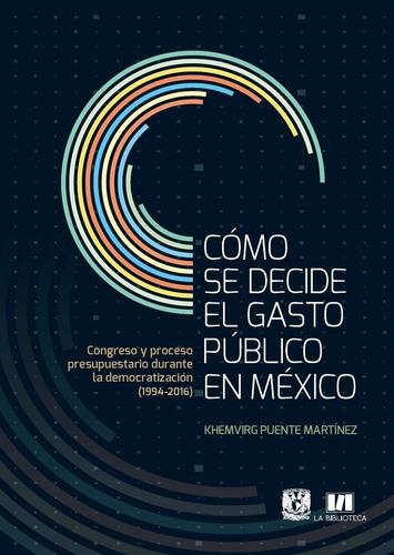 Imagen 1 de 4 de Cómo Se Decide El Gasto Público En México