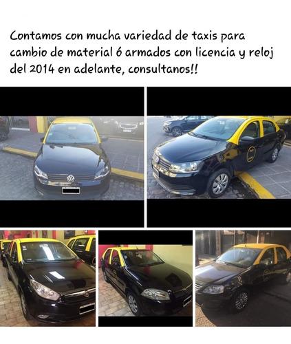 Taxis Consulte!! Usados Y Okm - Armamos Su Auto A Taxi ! -