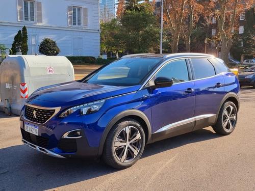 Imagen 1 de 12 de Peugeot 3008 2021 2.0 Gt-line Hdi Tiptronic Como 0km!!!