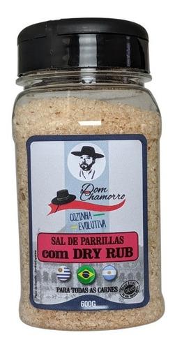 Imagem 1 de 2 de Sal De Parrila Com Dry Rub Dom Chamorro