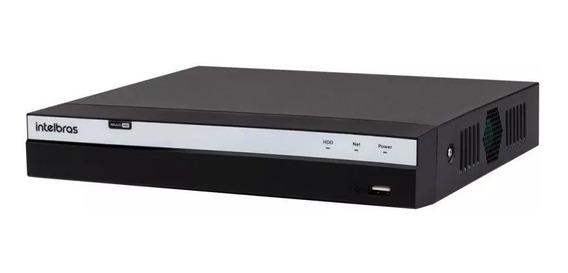 Dvr Gravador 8 Canais Intelbras Mhdx3108 Full Hd 1080p