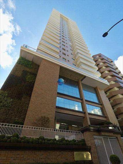 Apartamento Com 4 Dorms, Canto Do Forte, Praia Grande - R$ 1.810.000,00, 250m² - Codigo: 61 - V5166