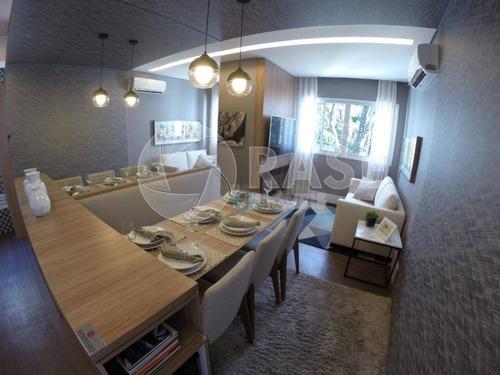Apartamento Com 3 Dormitórios À Venda, 53 M² Por R$ 433.000,00 - Socorro - São Paulo/sp - Ap2276