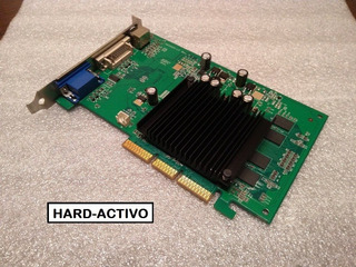 A G P Nvidia Geforce 6200