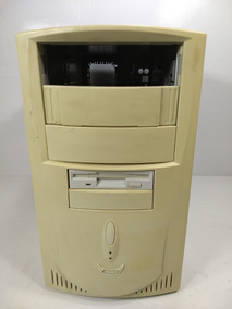Gabinete Antigo Troni Pc Cpu Computador Gamer Retro Vintage