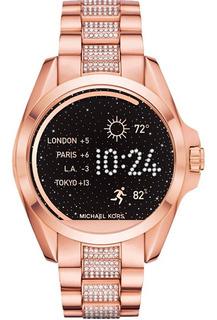 Smartwatch Michael Kors Bradshaw Oro Rosa Modelo: Mkt 5018