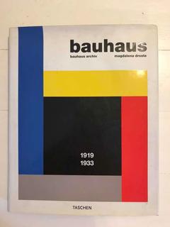 Libro Arquitectura Diseño Bauhaus