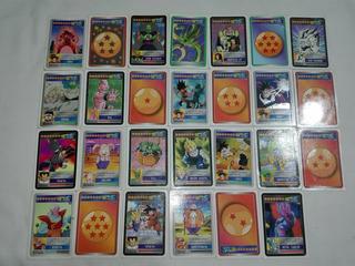 Dragon Ball Z Kai Cartas Coleccionables Lote 1
